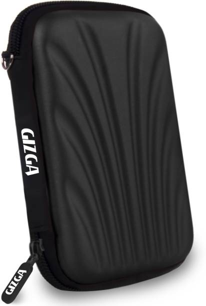 Gizga Pouch for 2.5 Inch Hard Drive, External Hard Disk Case