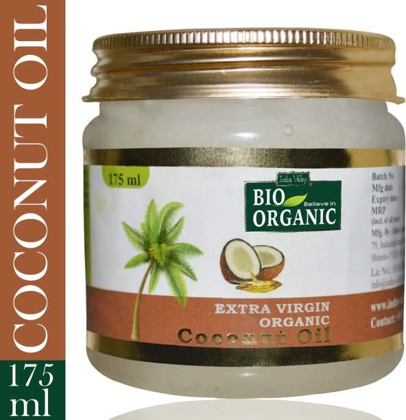 Indus Valley Bio Organic Extra Virgin Coconut Oil Hair Oil
