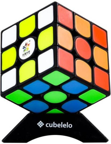 Cubelelo YuXin Kylin 3x3 v2 Black (Magnetic) Puzzle toy speed cube