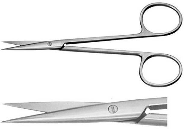 "Forgesy Fine Scissor 4"" Straight Strong Cut Scissors"