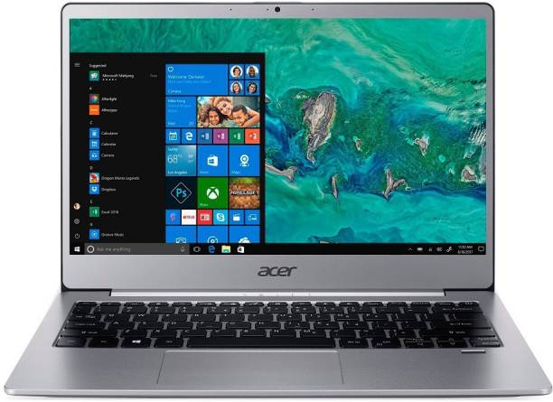 acer Swift 3 Core i5 8th Gen - (8 GB/256 GB SSD/Windows 10 Home) SF313-51-506P Thin and Light Laptop