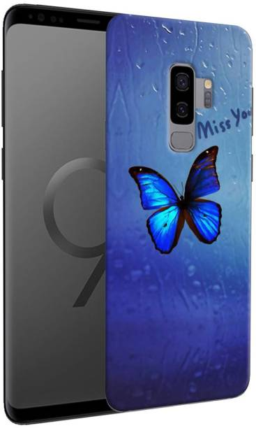 Polymol Back Cover for Samsung Galaxy S9 Plus