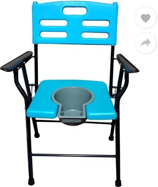 Lucky STAR5 Commode Shower Chair