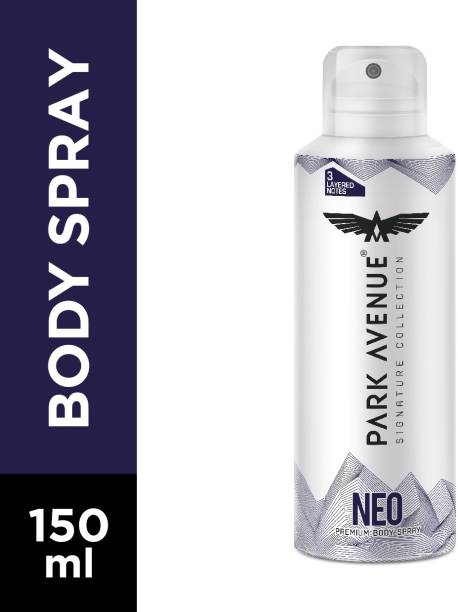 PARK AVENUE Signature Collection - Neo Perfume Body Spray  -  For Men