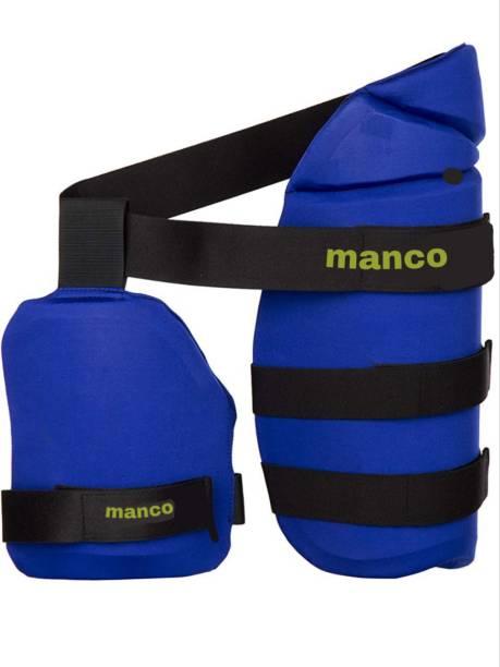 MANCO mEnwalkr ENDOS Thigh Guards Cricket Thigh Guard