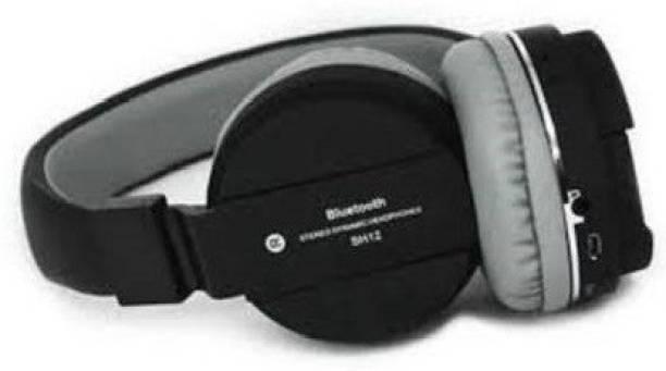 blue seed Bluetooth Wireless Sports Music Bluetooth Headset