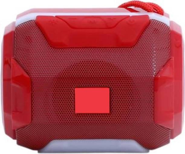 Hoatzin TG162 Super Bass Splashproof Wireless 5 W Bluetooth Speaker 5 W Bluetooth Speaker
