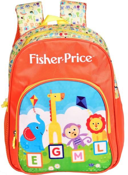 FISHER-PRICE Kindergarten 30cm Play (Nursery/Play School) School Bag