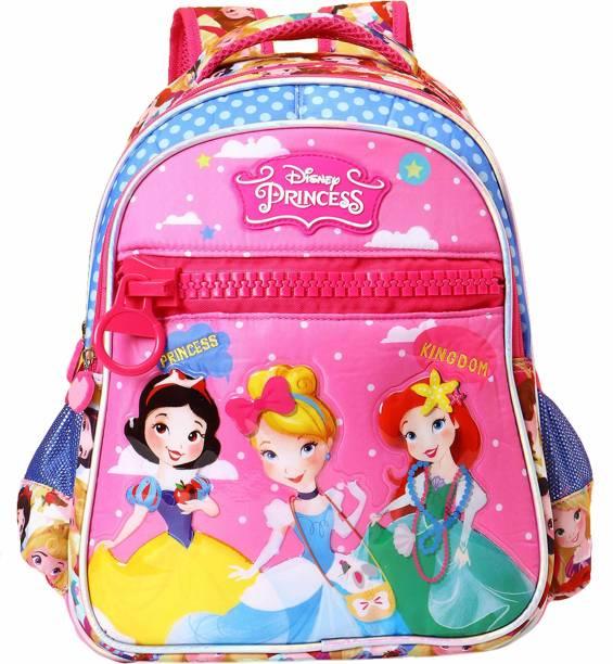 Disney Princess Kingdom Big Zipper 41cm Primary (Primary 1st-4th Std) School Bag