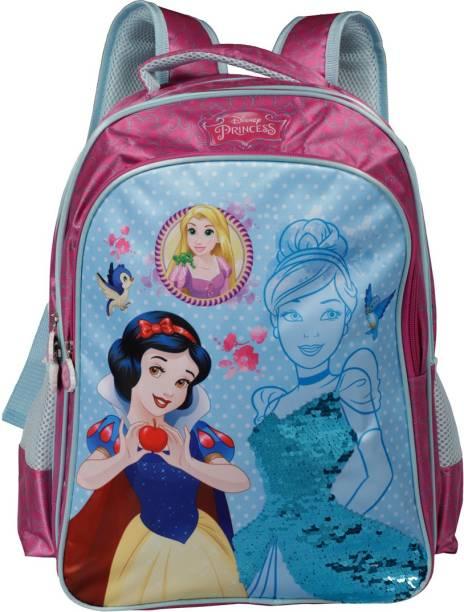 Disney Princess Sequins 41cm Primary (Primary 1st-4th Std) School Bag