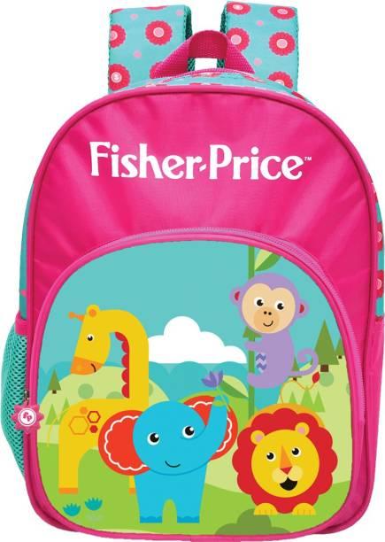 FISHER PRICE 30 cm Pink School Bag School Bag