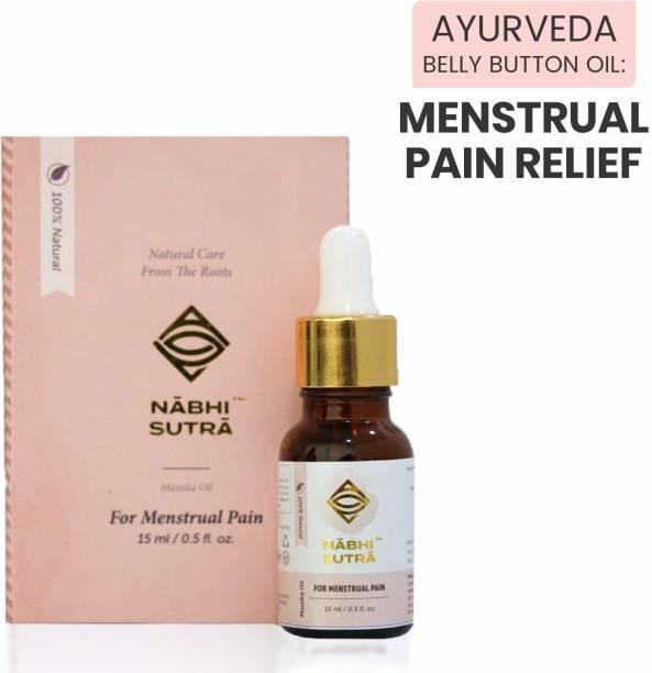 Nabhi Sutra Periods pain relief oil pure ayurvedic Liquid
