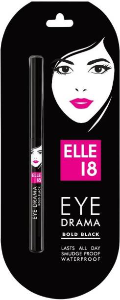 ELLE 18 Eye Drama Bold Black 0.35g