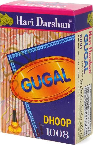 Hari Darshan Gugal 1008 Pack Of 12 Dhoop