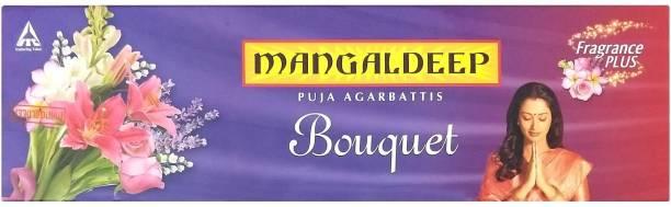 Mangaldeep Bouquet Agarbatti Plain