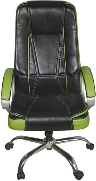 HETAL Enterprises Leatherette Office Arm Chair Leatherette Office Executive Chair