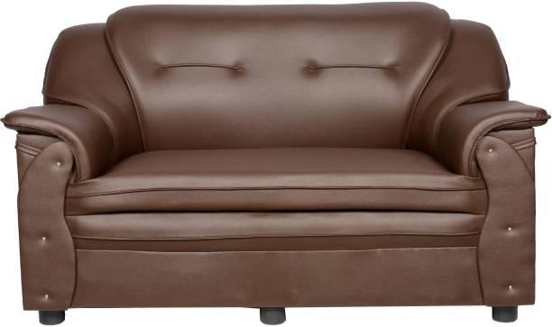 Sekar Lifestyle Home & Office Series Leatherette 2 Seater  Sofa