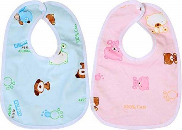 Mom And Son Fast-Dry and Fully Waterproof Bibs for Baby
