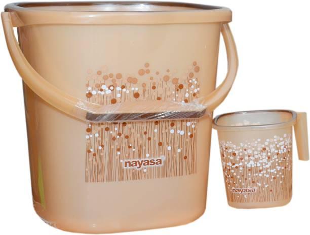 NAYASA funk dlx0011 25 L Plastic Bucket