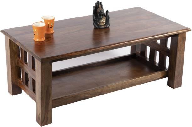 Ikiriya CTW0031 Solid Wood Coffee Table