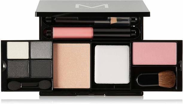 MAYBELLINE NEW YORK New York Makeup Kit Palette (Smoke) [Cat_426] 136 g