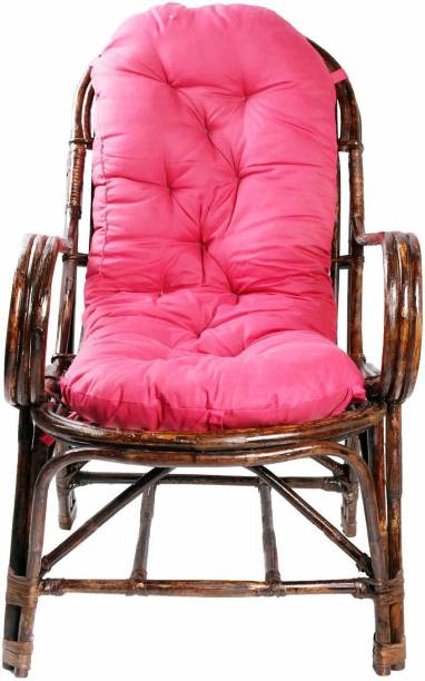 IRA Chair with Cushion Bamboo Outdoor Chair
