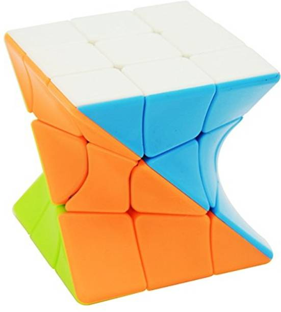 Shivsoft twisted 3 x3 speed cube