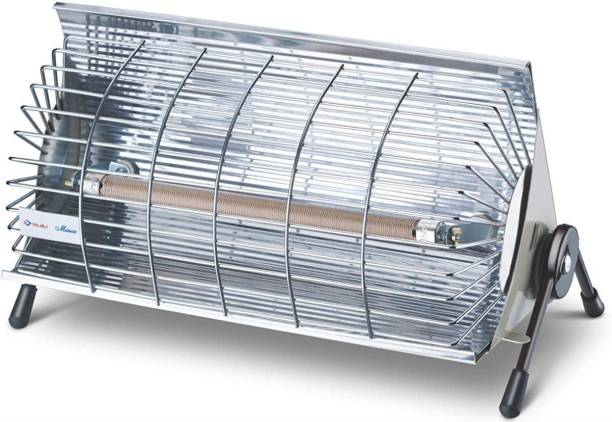 BAJAJ Minor 1000 Watts Radiant Room Heater (Steel) BAJAJ Radiant Room Heater