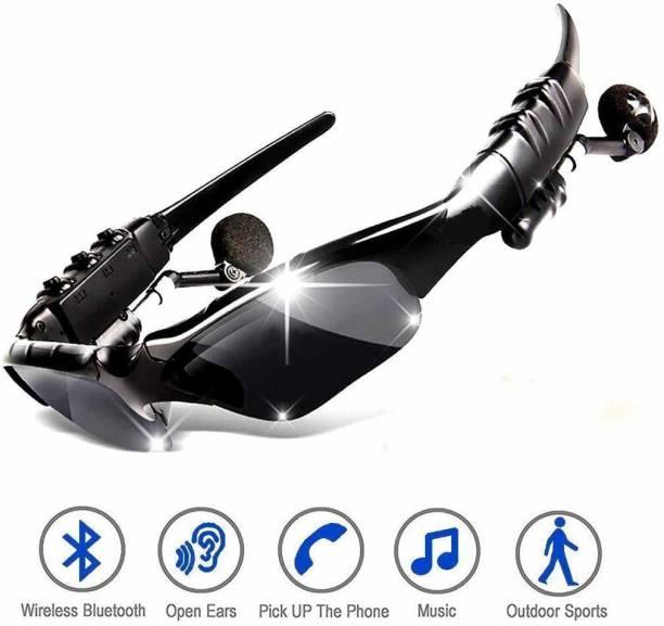 EWELL Bluetooth Audio Player Bluetooth Connectivity Sunglasses