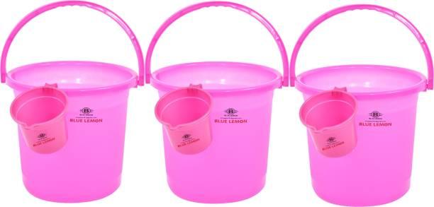 blue lemon 980876 16 L Plastic Bucket