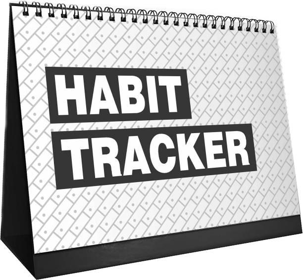 Accuprints habit tracker 2020 Table Calendar
