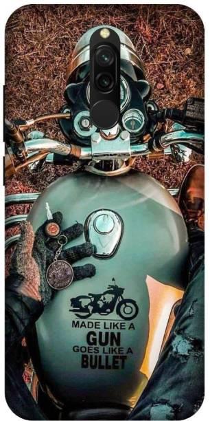 Cravation Back Cover for Mi Redmi 8