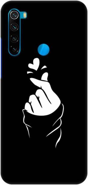 COBIERTAS Back Cover for Mi Redmi Note 8