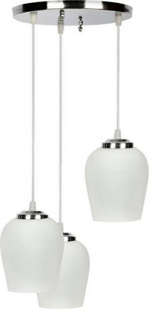 Shri Girraj Ji Chandelier Ceiling lamp_Gota Chandelier Ceiling Lamp
