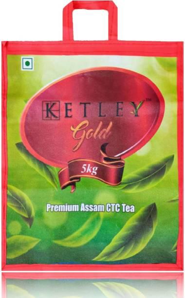 Ketley Gold 5kg Premium Tea Box