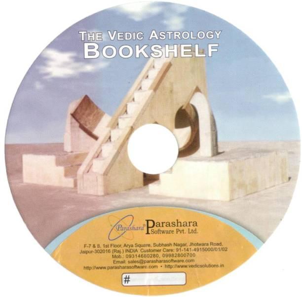 Parashara Vedic Astrology Bookshelf 1.2 for Windows