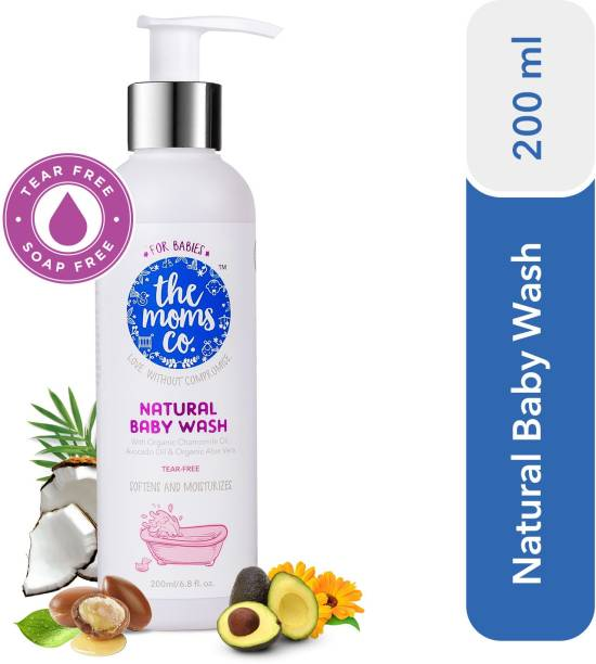 Baby Body Wash Buy Baby Body Wash At Upto 30 Off Online At Best