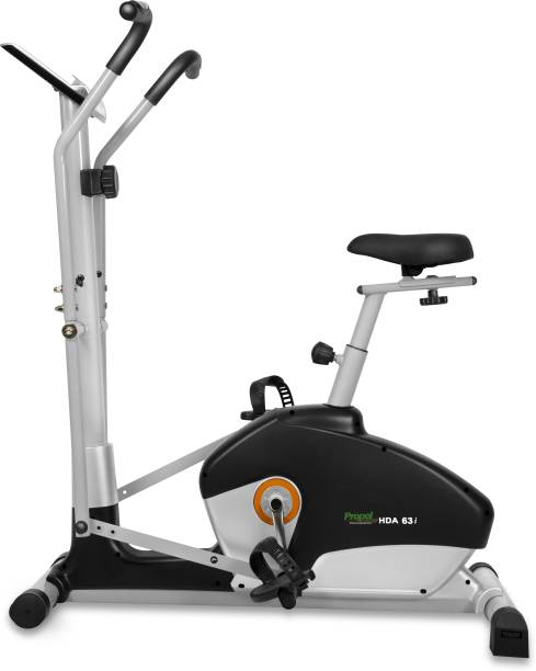 Propel Seated Cross Trainer with Movable Handles for Home Use Cross Trainer
