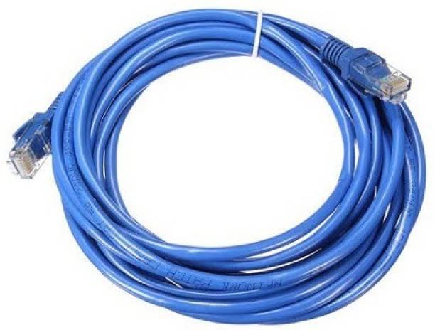 techut 10 Meters CAT 6 Ethernet Cable Lan Network CAT6 Internet Modem RJ45 Patch Cord 10 m LAN Cable