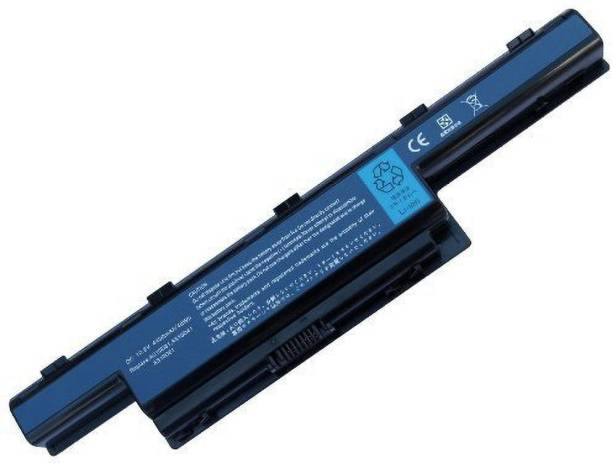 LAPCARE laptop battery for Acer Aspire 4741/4740 6 Cell 6 Cell Laptop Battery