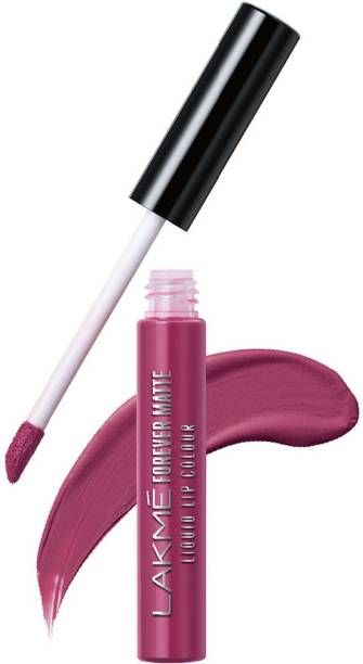 Lakmé Forever Matte Liquid Lip Colour -