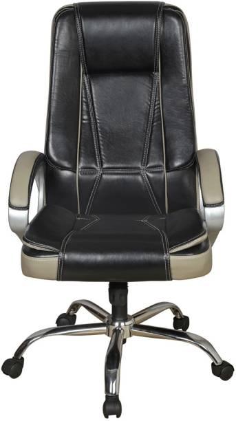 HETAL Enterprises Hetal Enterprises Leatherette Office Arm Chair Leatherette Office Executive Chair