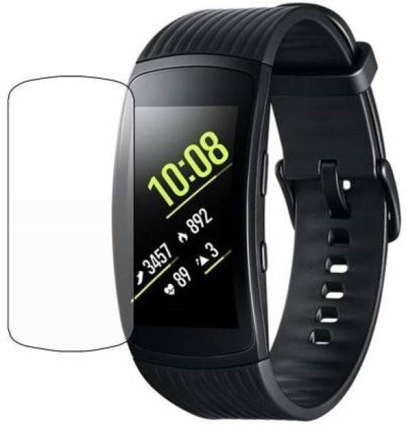 Mudshi Impossible Screen Guard for Samsung Gear Fit 2 Pro
