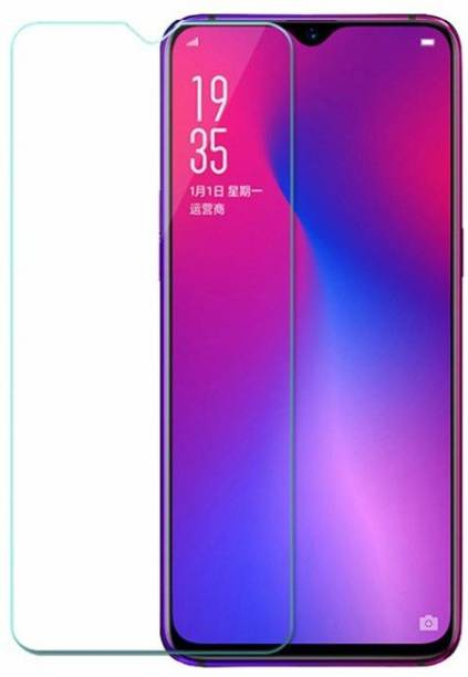 Zootkart Impossible Screen Guard for Oppo A9