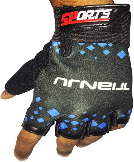 Leosportz Cool Stretchable Gloves Driving Gloves Cycling Gloves