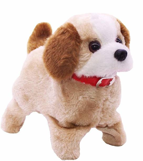 FIDO Fantastic Jumping Puppy Dog Musical Toy Gift for Kids