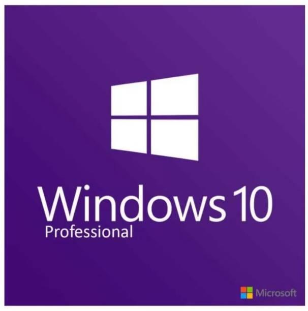 MICROSOFT Windows 10 Professional OEM 64 Bit DVD
