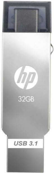 HP x304m C Type OTG 32 GB Pen Drive