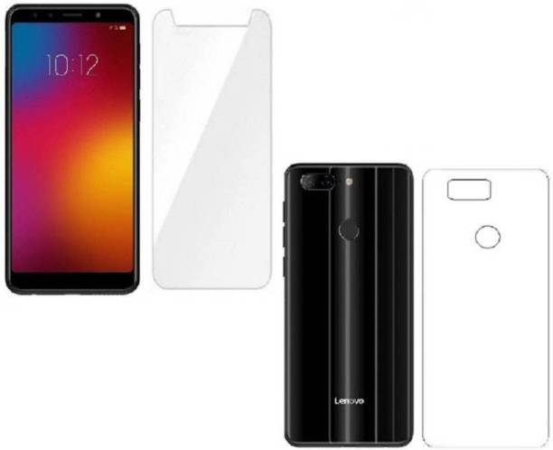 Zootkart Front and Back Screen Guard for Lenovo K9