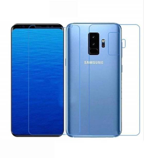 Zootkart Front and Back Screen Guard for Samsung Galaxy S9 Pet